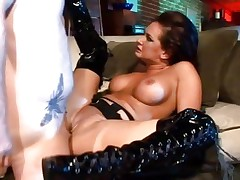 Tory Lane is ass screwed in her hawt boots