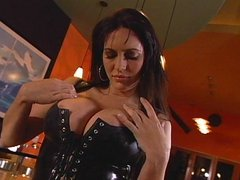 Hot mistress educates her hot pupil